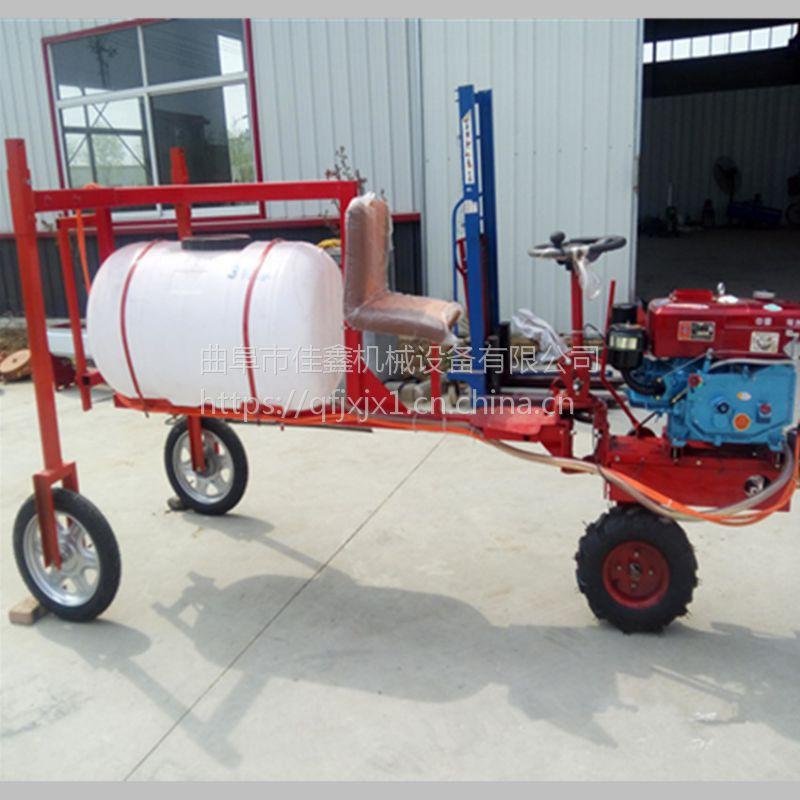 风送式打药机 手推式拉管喷雾器 佳鑫自走式喷雾机价格