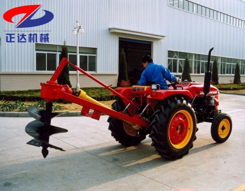 果树施肥专用机 林业苗圃挖窝机 挖坑机销售厂家