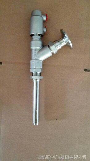 厂家直供DN25口径不锈钢气动灌装阀角座阀 灌装机用角座阀