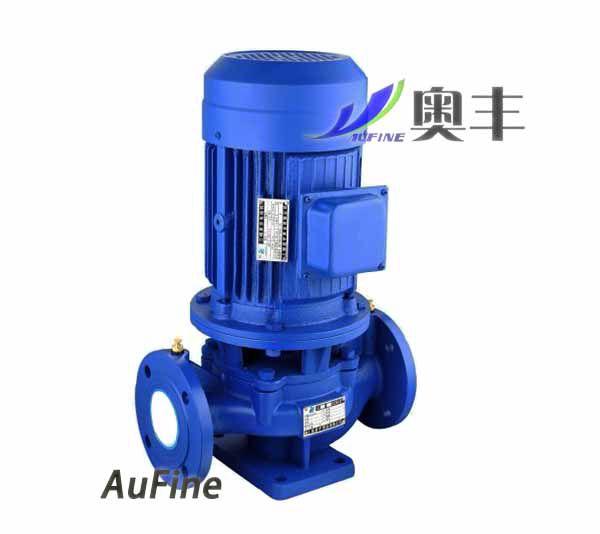 供应上海奥丰IRG单级单吸管道离心泵