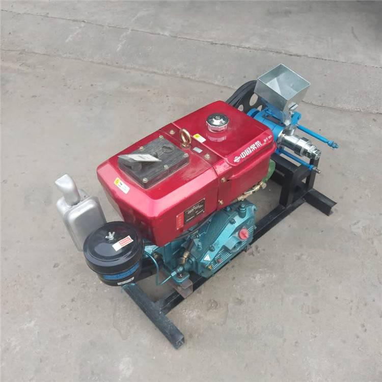 单缸汽油机带动箱式杂粮膨化机 多功能柴油食品10用膨化机