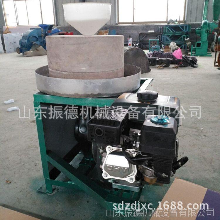 自动单机杂粮石磨 高效耐磨面粉石磨 振德热销 面粉机械设备