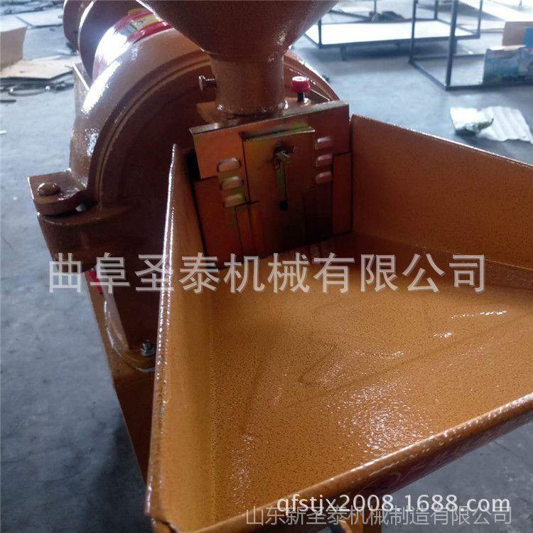 圣泰牌专用脱皮碾米机 新型碾米机 机械粮食加工设备