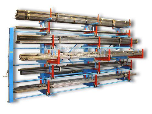 管材式机械货架可随意调节高度