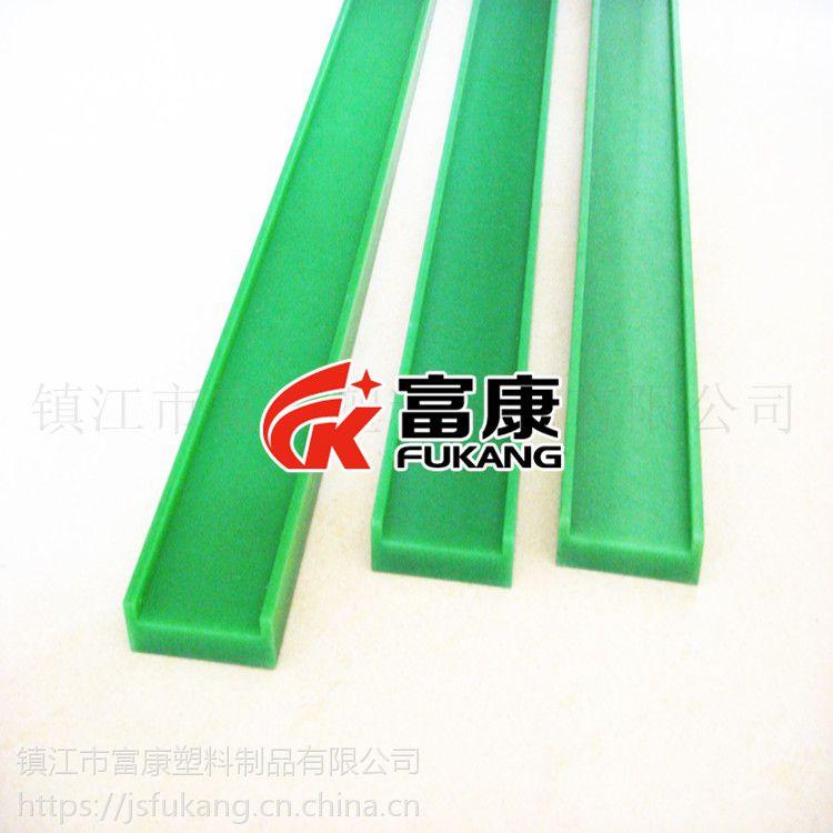 上海玻璃机械设备【同步带】滑槽耐磨配件
