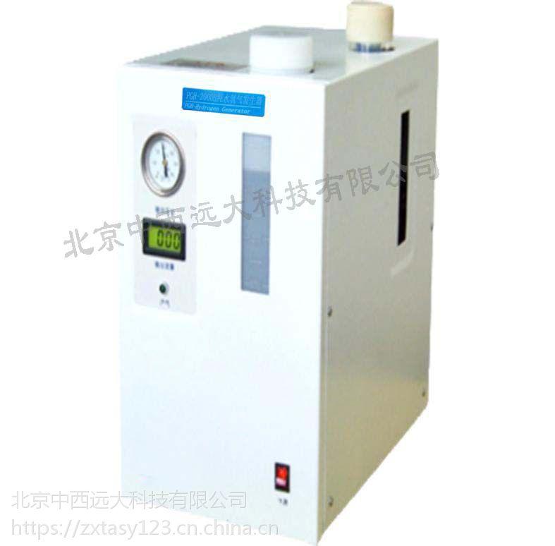 中西特价纯水氢气发生器(氢气纯度:99.999%)(供色谱)库号:M407100