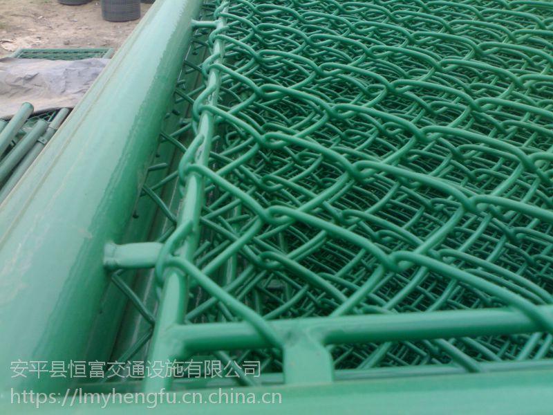 30年老厂家大量现货供应勾花菱形体育场护栏