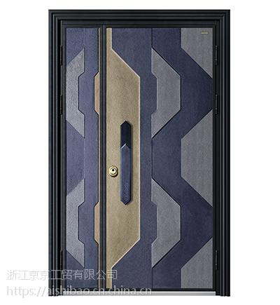 爱仕堡防盗门十大品牌 拼接安全门 铸铝门不二之选