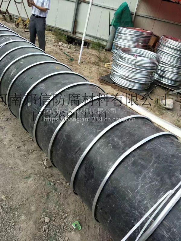 镁带阳极安装 邦信山西阴极保护工程镁合金阳极安装