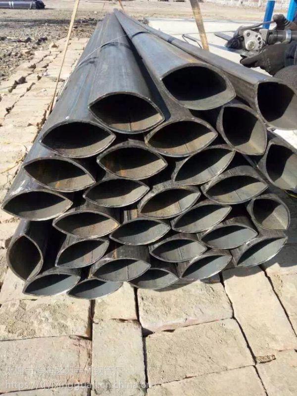 黑退橄榄管厂家,椭圆管生产厂家 15522995498