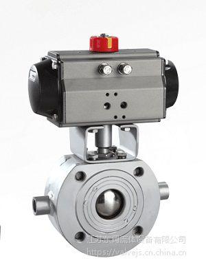 BQ672F气动薄型保温球阀