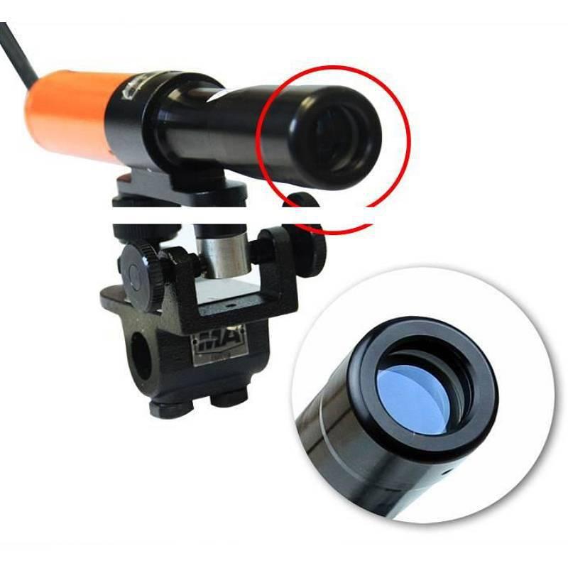 隧道1200米煤矿用本安型激光指向仪 800米红光/绿光指向仪