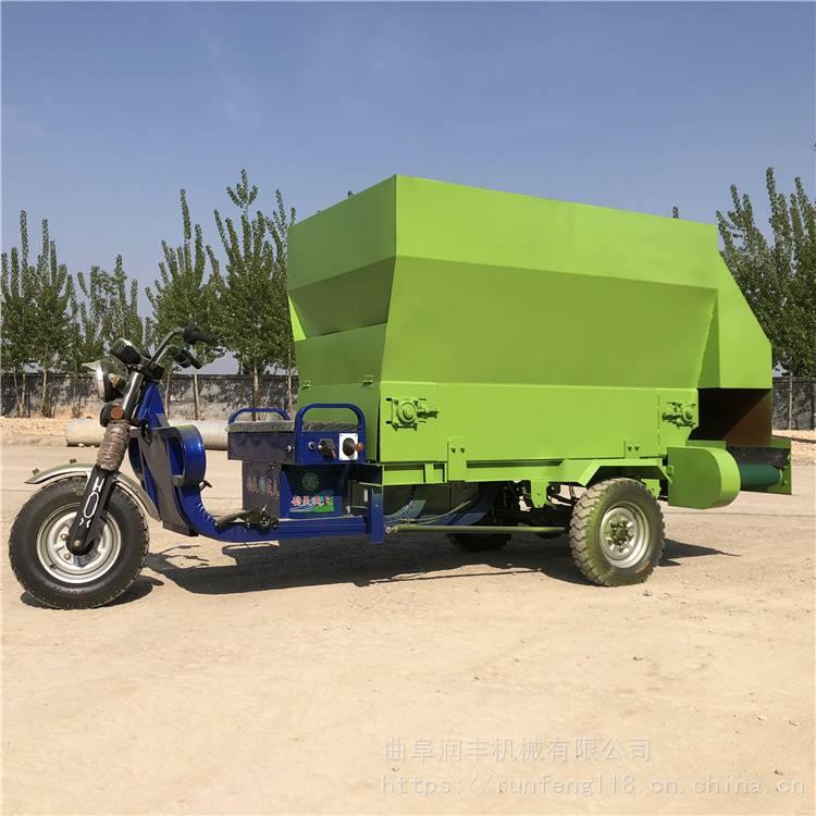 可移动饲料布撒机价格 新养殖技术的饲料布撒机厂家 润丰