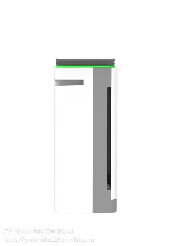 邯郸Survival森晨空气净化器MC8智能家用卧室客厅空气过滤净化除甲醛雾霾PM2.5