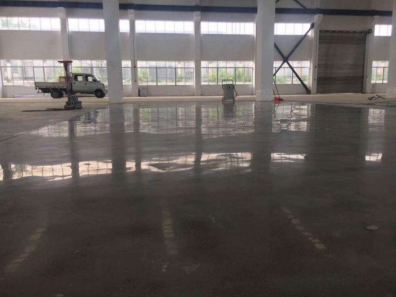 东莞仓库硬化地板-长安过道起灰处理、修复