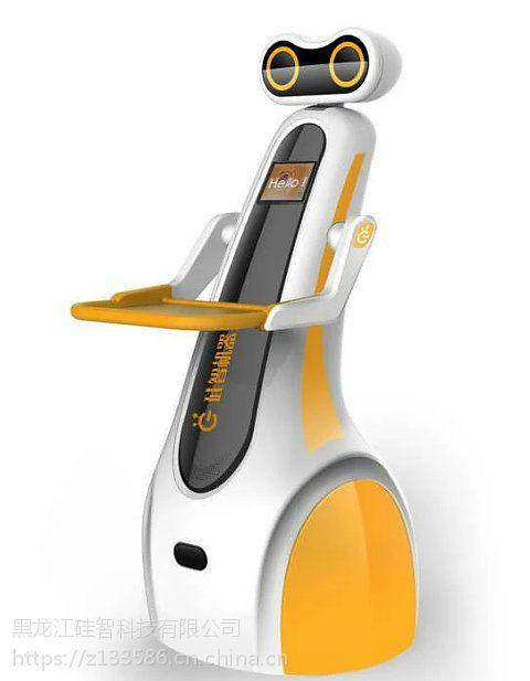 智能机器人即将走进餐饮生活,餐厅机器人存在的意义,智能餐厅机器人好处