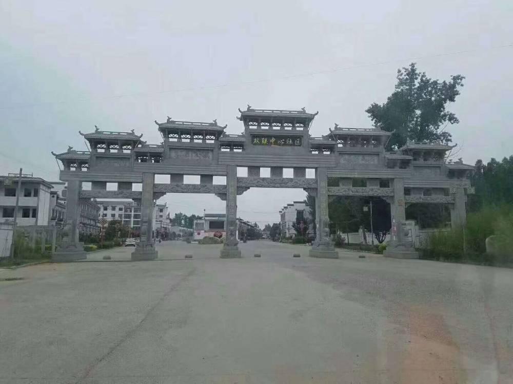 广州石雕牌楼价格山东金玉石雕加工厂
