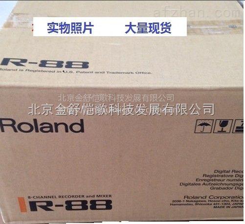 直销r88录音机 音频处理器罗兰录音机