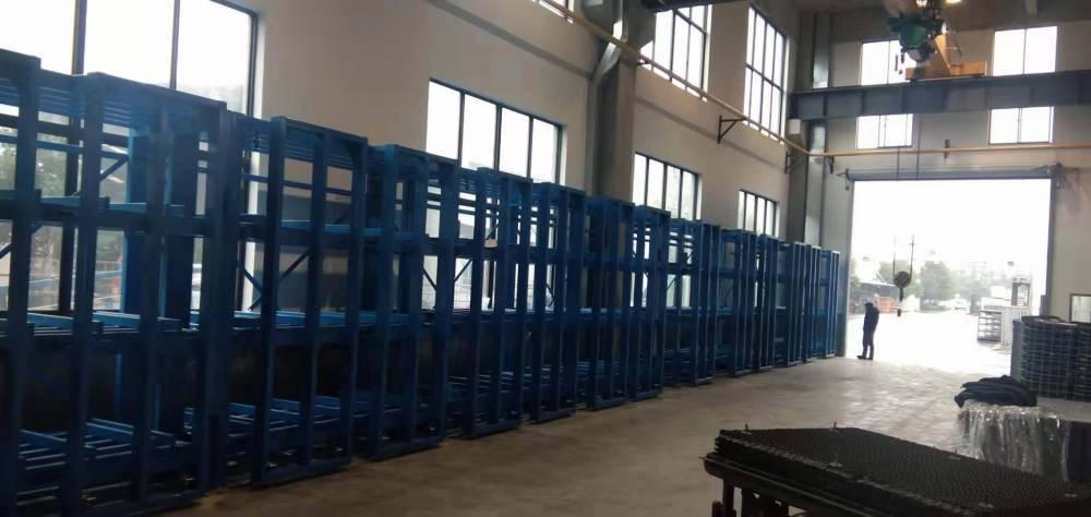 贵阳金属板材材料存储货架 ZY030808 抽屉式货架多少钱 厂家生产