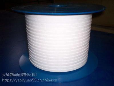 四氟盘根专业生产厂家,聚四氟乙烯盘根标准