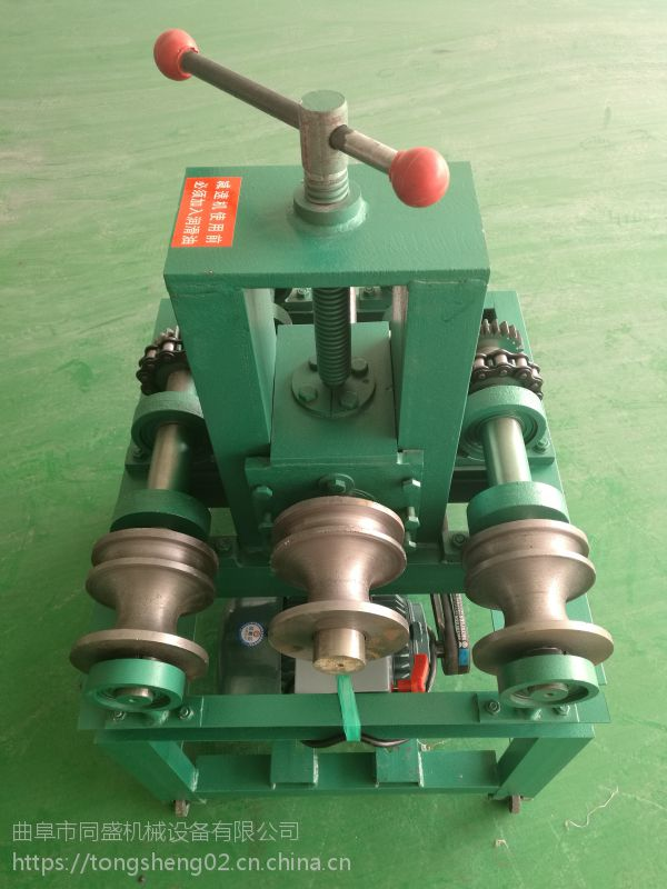 提供同盛电动弯管机图片 电动弯管机视频