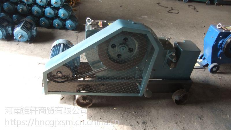 供应金豫辉GQ50型钢筋切断机全自动数控螺纹钢切断机