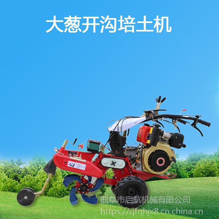 永嘉县旱地旋耕犁地机 启航手扶拖拉机带座松土机 自走式硬土开沟机哪里有卖