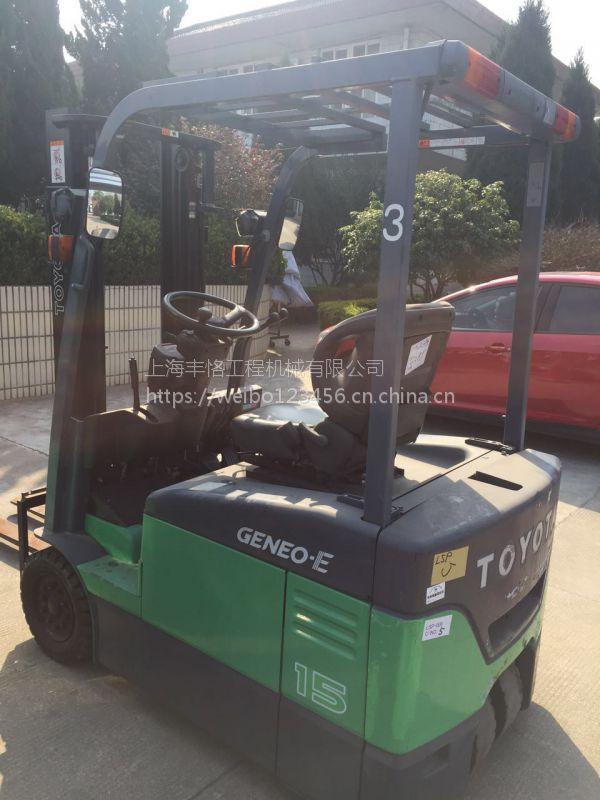 上海林德二手叉车 林德电瓶堆高叉车 南京二手叉车市场价格如何