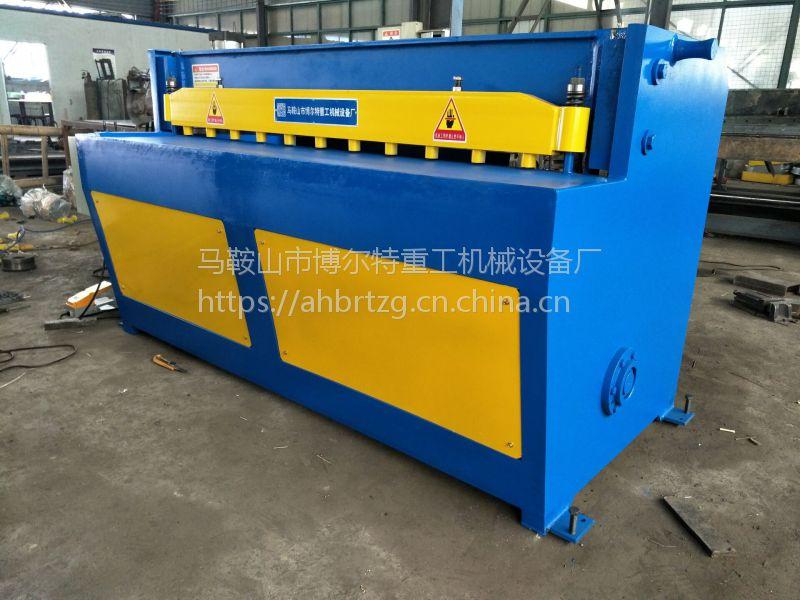 薄板不锈钢Q11-3*1600电动剪板机