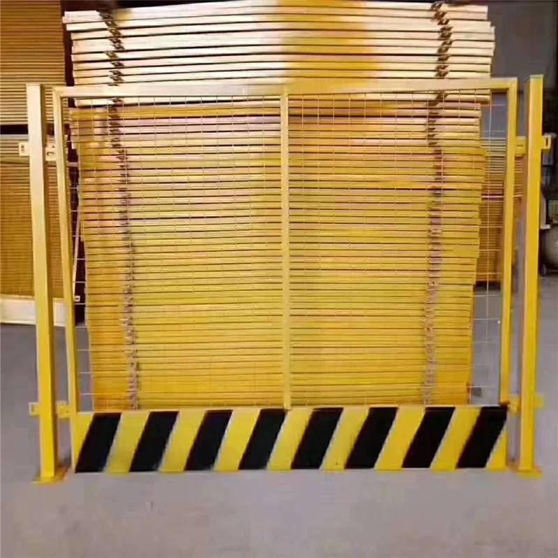基坑护栏的用途 湖南基坑护栏 隔离网栅栏