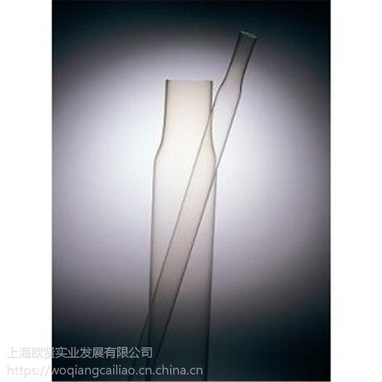 安徽直销 280°C PFA高温热缩管 铁氟龙耐油热缩管 批发