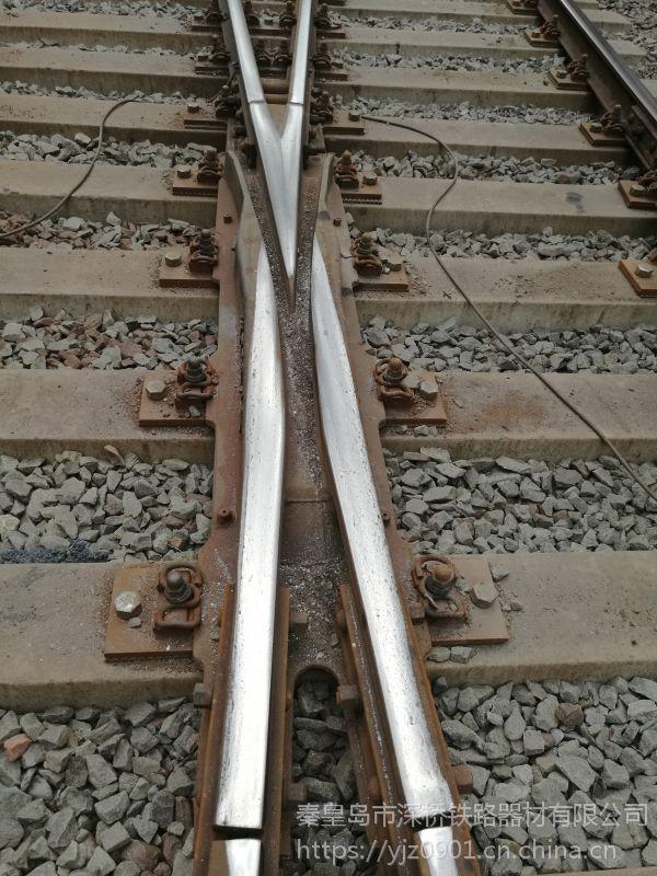 混凝土枕50Kg/m钢轨7号单开道岔