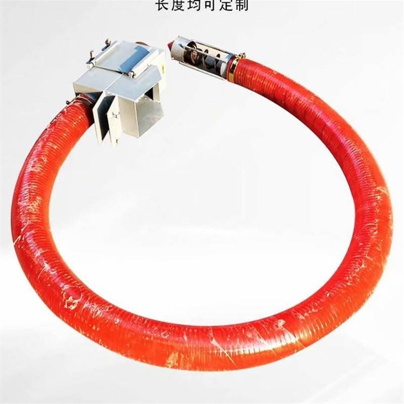 粮食快速收购吸粮机 方便耐用电动吸粮机 移动式新款抽粮机