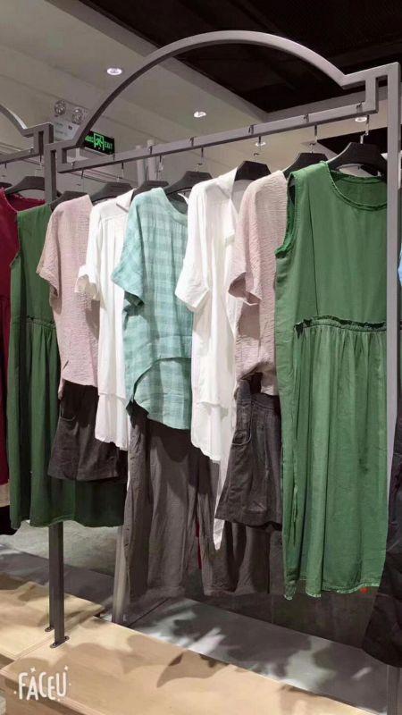 欧时力女装加盟吾贝卡女装批发网品牌女装尾货库存批发