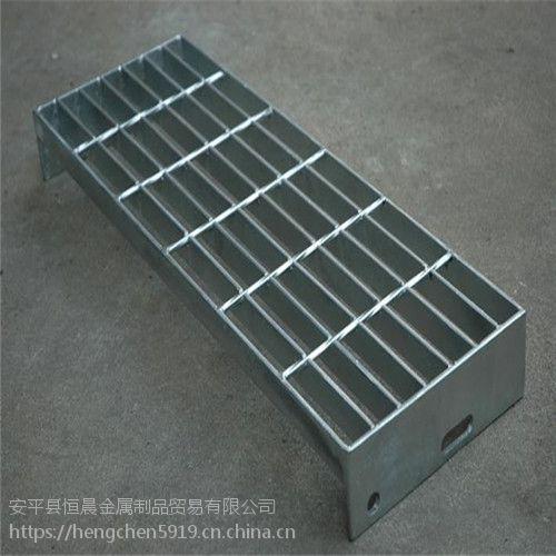 Q235钢梯踏步板厂家@烟台小区钢梯踏步板厂家@防滑钢格栅板厂专业加工批发