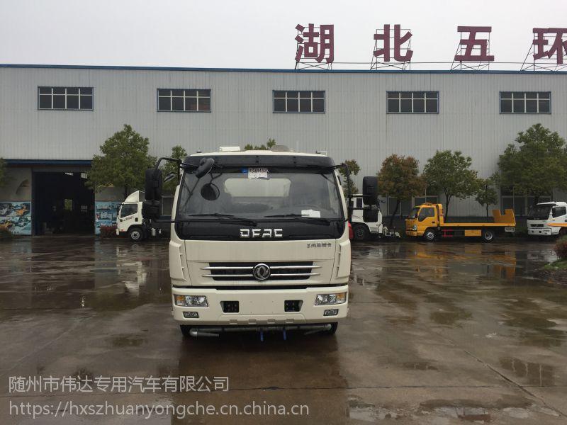 东风大多利卡国五HCQ5082TSLE5型3.8L排量扫路车
