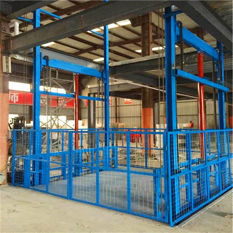天津厂房送货升降平台 天津升降货梯坦诺厂价直销