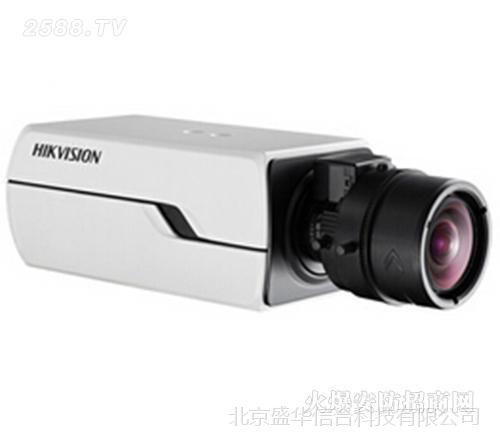 Hikvision/海康威视300万日夜型枪型数字摄像机