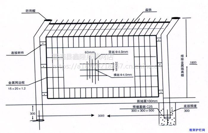 框网 双边丝护栏网,公路护栏网,养殖用网,机场用网