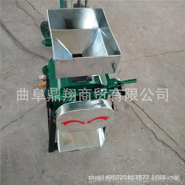 火爆热销莲子专用电动破碎机 专业生产方便面粉碎机 小型高粱粗碎