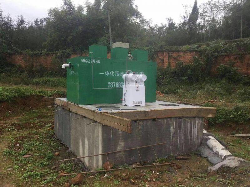 小型屠宰场屠宰血水处理设备