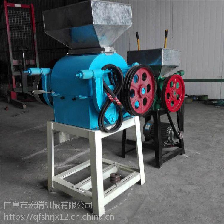 花生米破碎机 加工高粱破碎机厂家 亿鼎机械