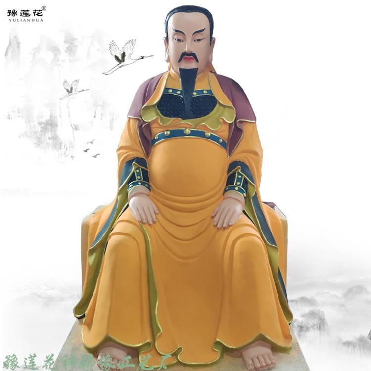 1.8米道教祖师爷、真武大帝神像、玄武大帝、玄天上帝佛像高清细节图、真武荡魔天尊