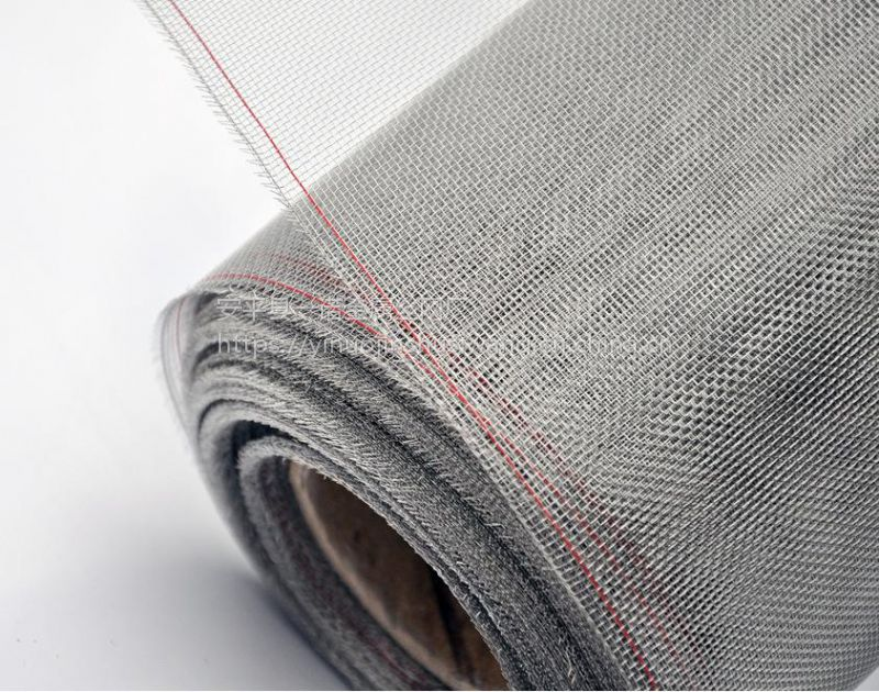 泸州不锈钢筛网厂家供应-门窗防虫、防蚊不锈钢窗纱50卷起批