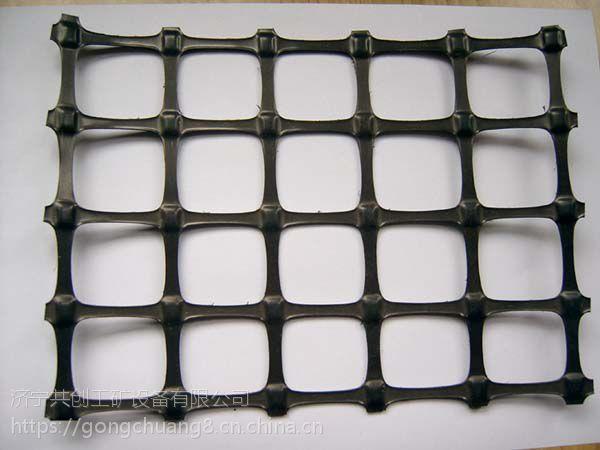 大量出货矿用塑料网、矿用假顶网,双向拉伸塑料网假顶