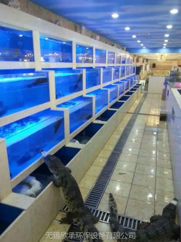 铂金服务南通定做鱼缸价格长期优惠便宜南通大鱼缸设计施工13218852396