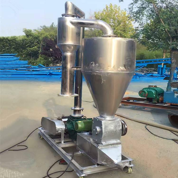 [都用]粮库玉米气力吸粮机 水稻装车吸粮机 高扬程气力输送机