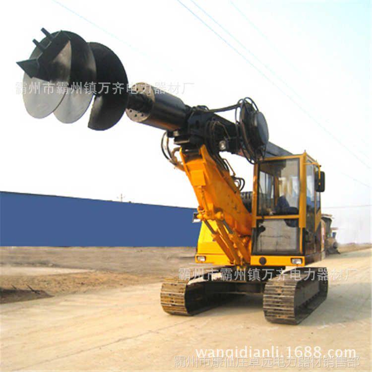履带式打桩机 旋挖机山东改装履带式旋挖钻机