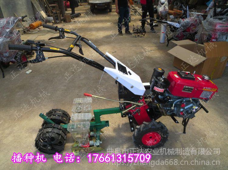 沈阳高粱播种机厂家 4行拖拉机带动玉米播种机厂家