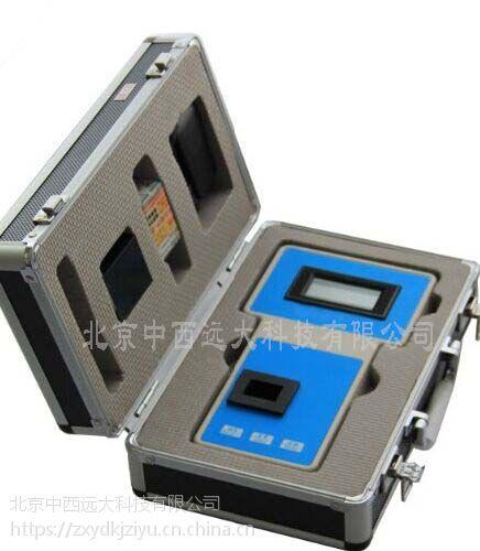 中西供便携式余氯检测仪(0-2.5mg/L) 型号:TB172-YL-1AZ库号:M407020